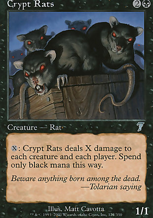 image of card Crypt Rats