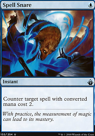 image of card Spell Snare