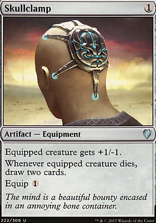 image of card Skullclamp