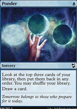 image of card Ponder