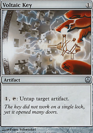 image of card Voltaic Key