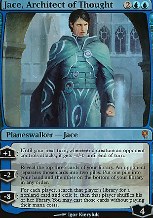 image of card Jace, Architect of Thought