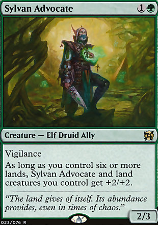 image of card Sylvan Advocate