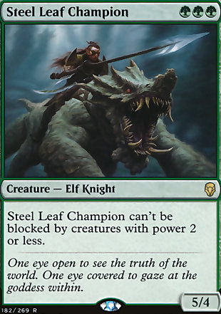 image of card Steel Leaf Champion