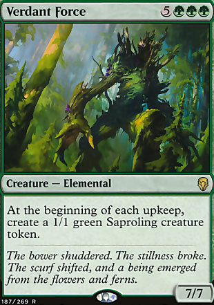 image of card Verdant Force