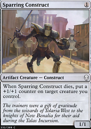 image of Sparring Construct