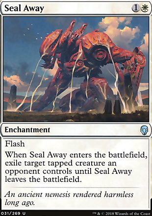 image of card Seal Away