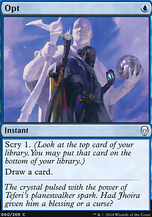 image of card Opt