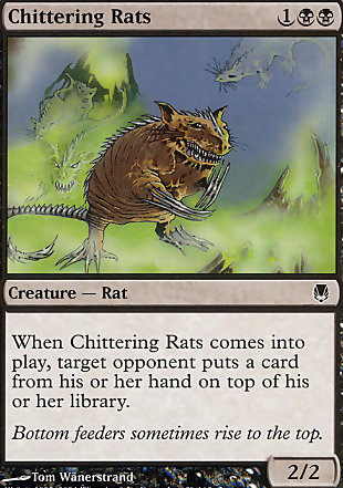 image of card Chittering Rats