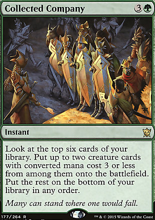 image of card Collected Company