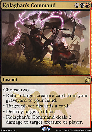 image of card Kolaghan's Command