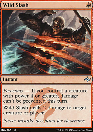 image of card Wild Slash