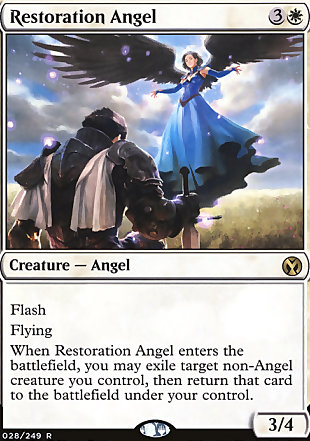 image of card Restoration Angel