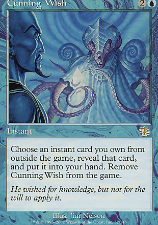 image of card Cunning Wish