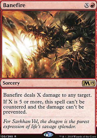 image of card Banefire