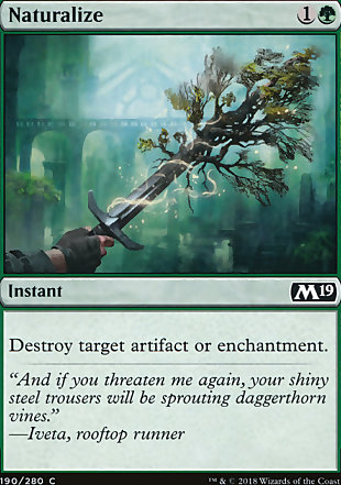 image of card Naturalize