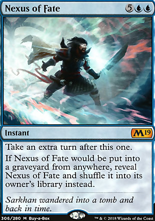 image of card Nexus of Fate