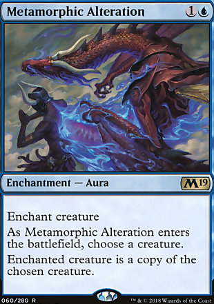 image of card Metamorphic Alteration