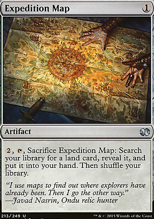 image of card Expedition Map