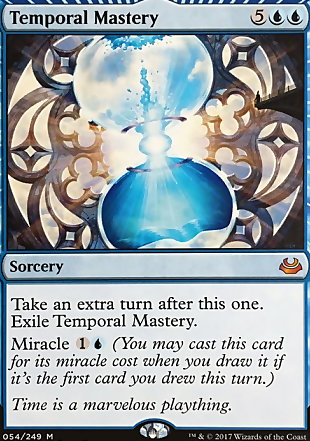image of card Temporal Mastery