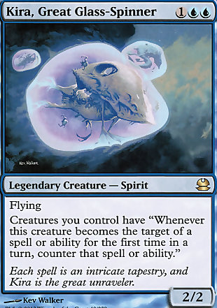 image of card Kira, Great Glass-Spinner