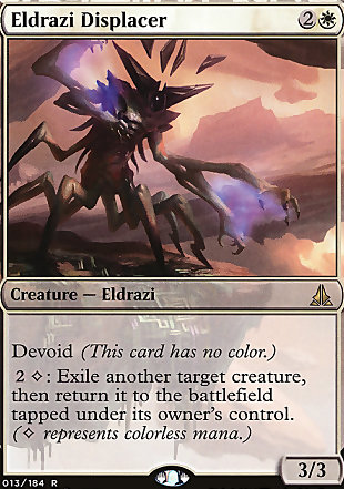 image of card Eldrazi Displacer