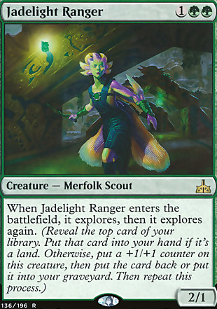 image of card Jadelight Ranger
