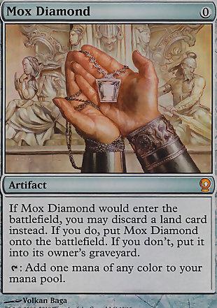 image of card Mox Diamond