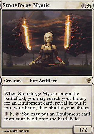 image of card Stoneforge Mystic