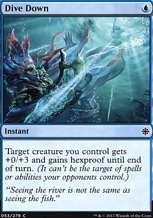 image of card Dive Down