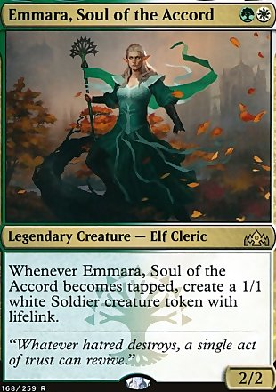 image of card Emmara, Soul of the Accord