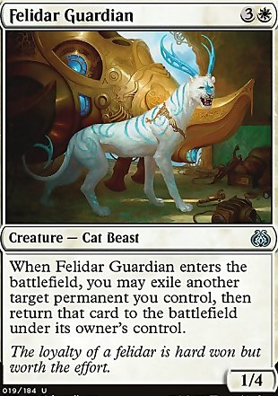 image of card Felidar Guardian