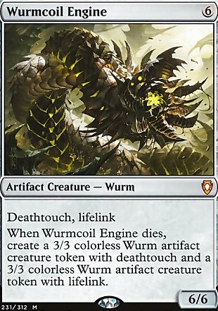 image of card Wurmcoil Engine