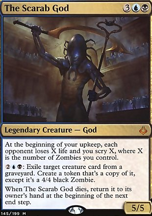 image of card The Scarab God