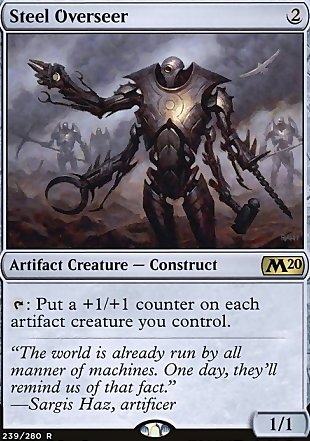 image of card Steel Overseer