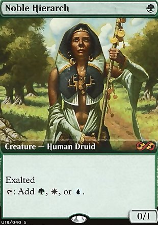 image of card Noble Hierarch