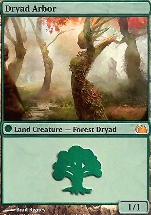 image of card Dryad Arbor