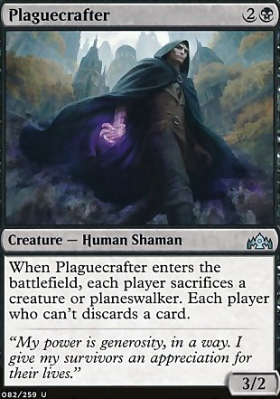 image of card Plaguecrafter