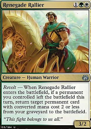 image of card Renegade Rallier