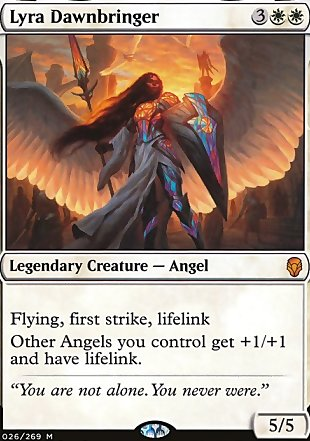 image of card Lyra Dawnbringer