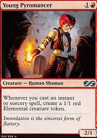 image of card Young Pyromancer