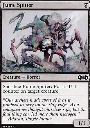image of card Fume Spitter