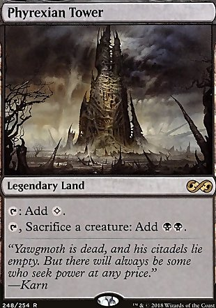image of card Phyrexian Tower