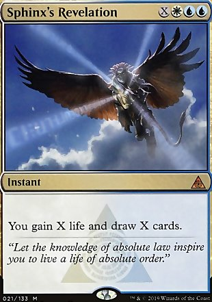 image of card Sphinx's Revelation