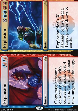 image of card Expansion // Explosion