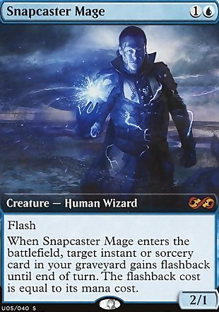 image of card Snapcaster Mage