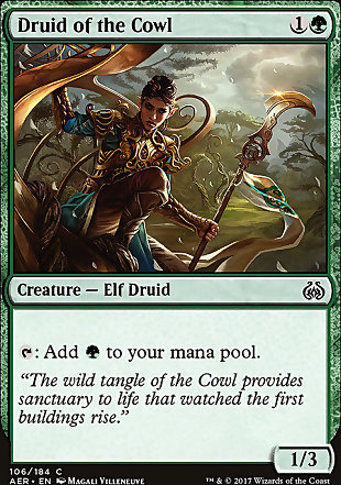 image of card Druid of the Cowl