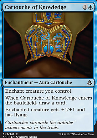 image of card Cartouche of Knowledge