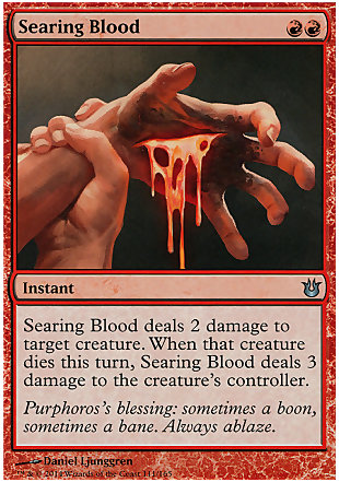image of card Searing Blood