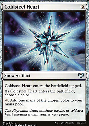 image of card Coldsteel Heart